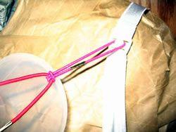make a breast pump bra