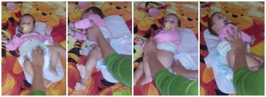 how to change a nappy, how to change a diaper, colic relief
