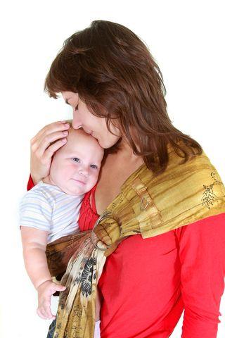 breastfeeding sling, sling